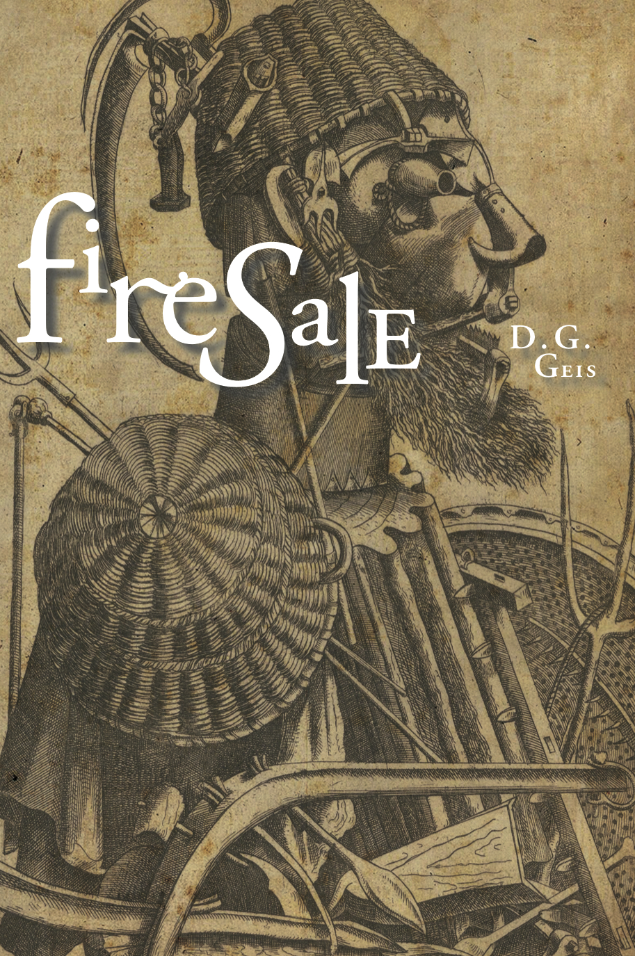 Fire Sale cover